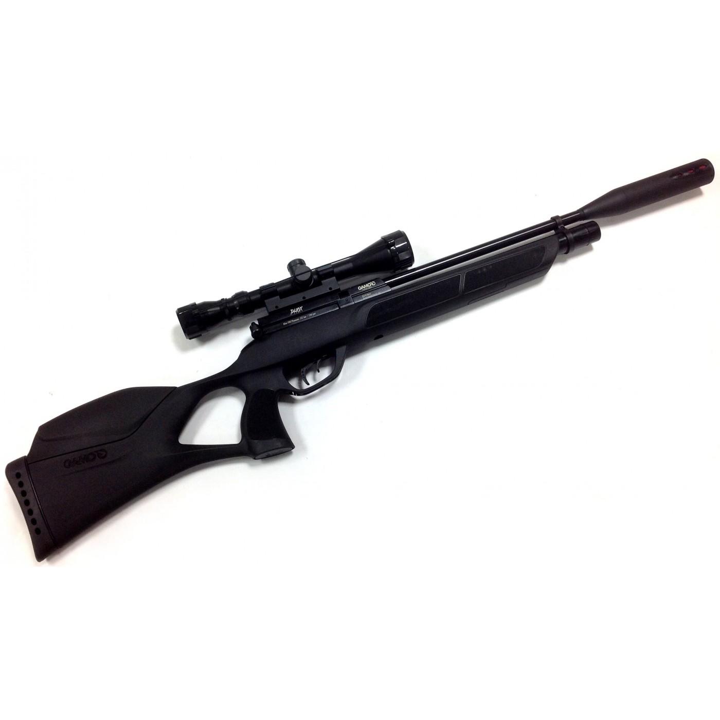 World S Strongest Air Rifle: GAMO PHOX  22 COMBO PACKAGE – Jerusalem