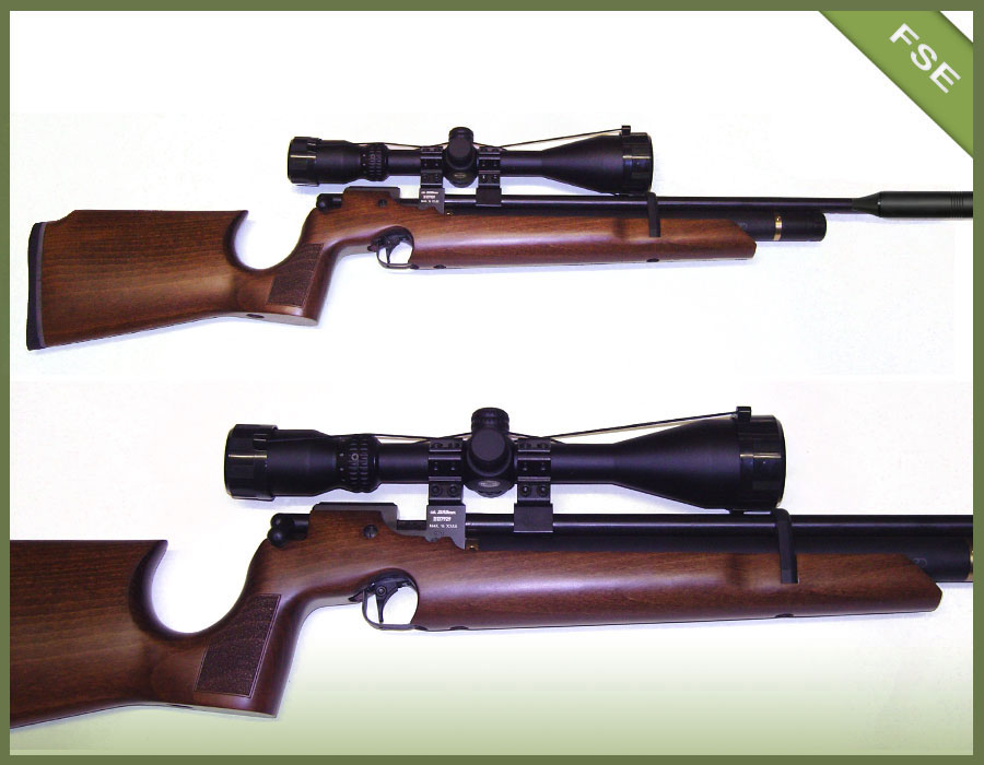 PCP Air Rifles